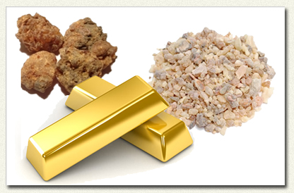 many of you will be aware of the 3 magi and the gifts of gold frankincense and myrrh and the presentation of these gifts to the baby jesus - Gold Frankincense And Myrrh Christmas Gifts